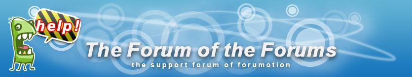 Forum nad Forumima