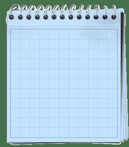 Not yeri nedir ? Notepad-blue